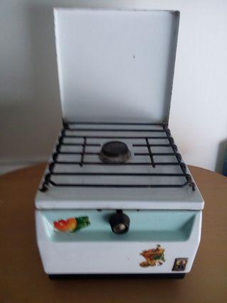cocinade cmpin a butano un fuego