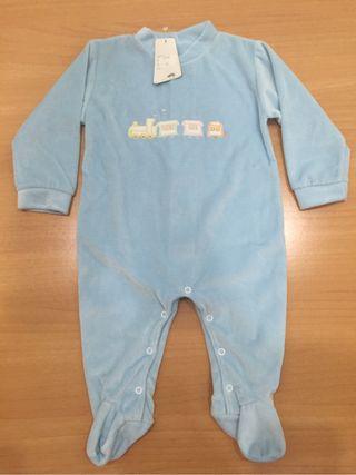 Pijama pelele bebe niño