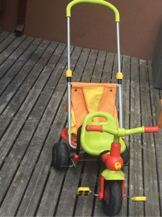 Triciclo infantil---Nuevo precio