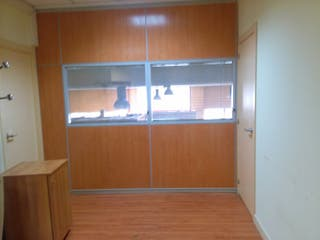 Mamparas oficina doble panel de segunda mano por 120 en - Oficina de empleo valdemoro ...