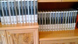 Enciclopedia salvat 24 tomos más 4 apéndices escucho oferta