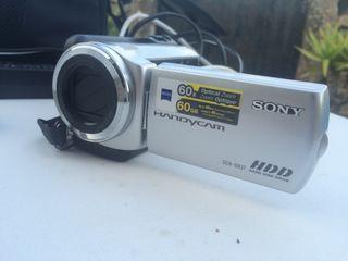 Video cámara Sony DCR-SR 37 como nueva