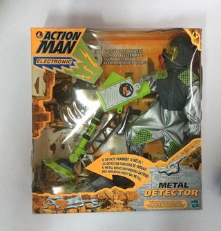 Action Man Metal Detector 2000