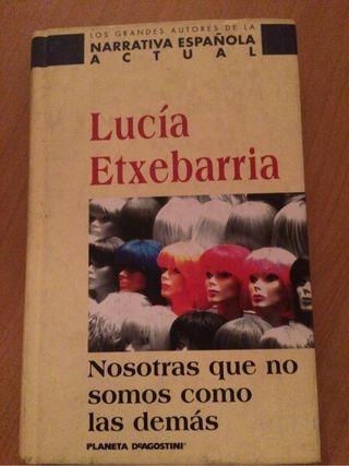"""Libro """"Nosotras que no somos como las demás"""""""