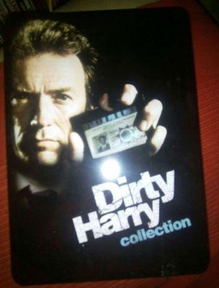 Dirty Harry el sucio collection 6 dvd