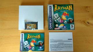 Rayman hoodlums revenge game boy advance gba nuevo y completo