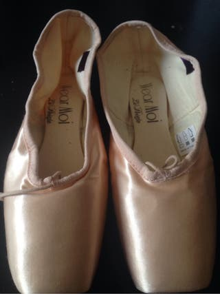 Puntas de ballet Wear Moi