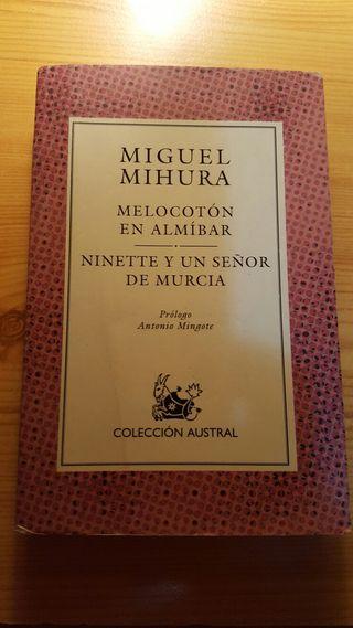 Libro de Miguel Mihura