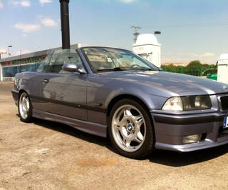 BMW e36 cabrio NO CAMBIOS