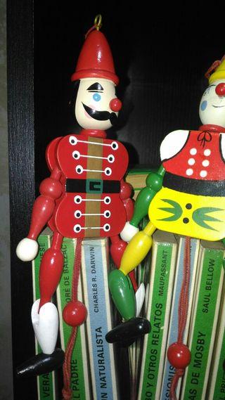 Marionetas antiguas