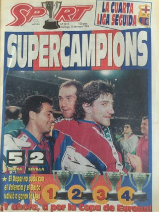 Diario Sport Historico Barça