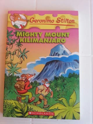 Geronimo Stilton en inglés