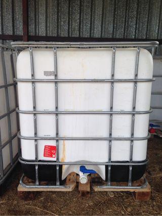 Bidón de 1000 litros