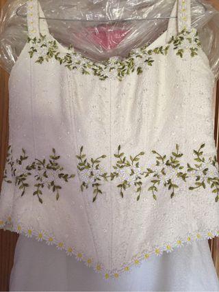REBAJADO! Vestido de novia diseño exclusivo