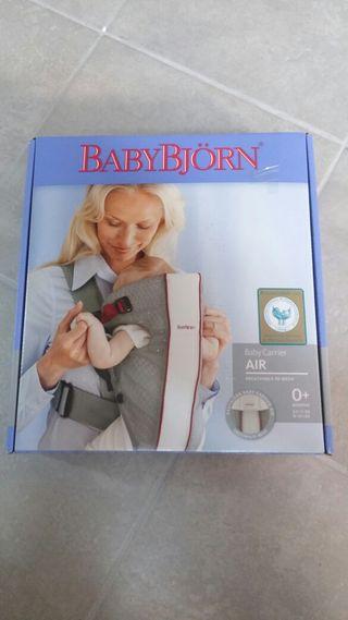 Porta Bebé Baby Bjorn air