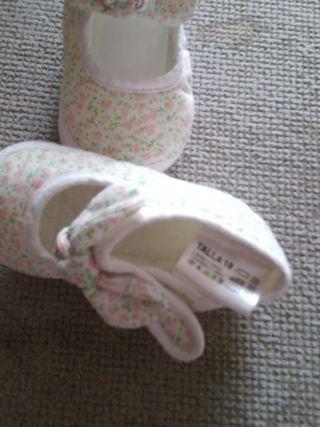 Zapatillas tela n°18