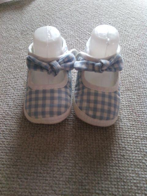 Zapatillas de tela n° 18