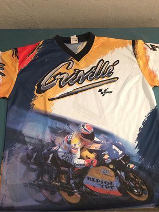 Camiseta oficial Alex Crivillé