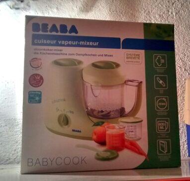 Robot de Cocina BEABA totalmente nuevo!!