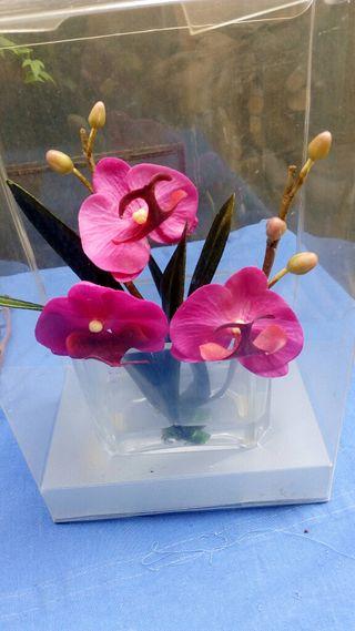 Ramo flores decoracion regalo budia