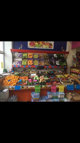Mueble de fruta