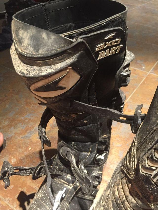 Botas motocross AXO DART