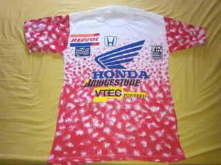 Camiseta motocross.