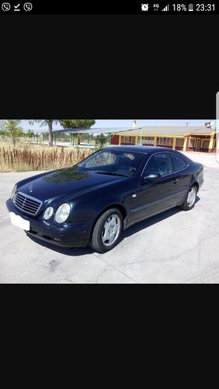Mercedes clk 320 automatico