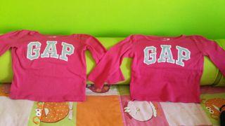 Camiseta gap 2 años