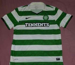Camiseta de los celtic