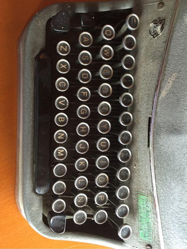 Maquina Escribir Regia Mixta