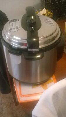 Olla programable(robot de cocina)