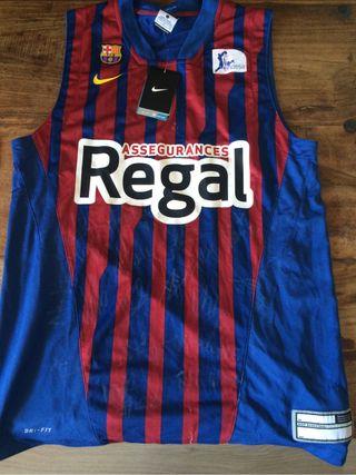 Camiseta del Regal Barça 2012-13 firmada