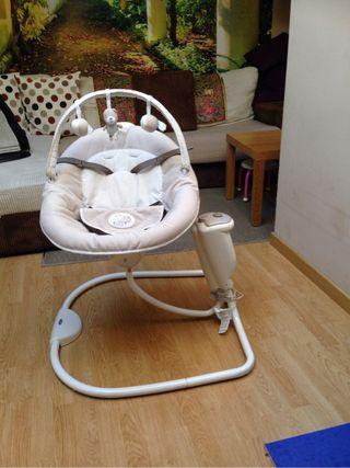 Columpio hamaca bebe Graco