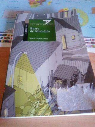 Libro Barro de Medellin