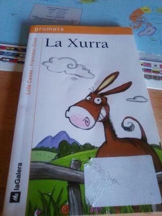 Libro LA XURRA