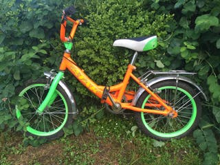 Bicicleta infantil. Escucho ofertas.