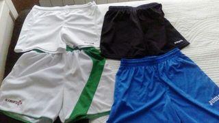 Pantalones de futbol