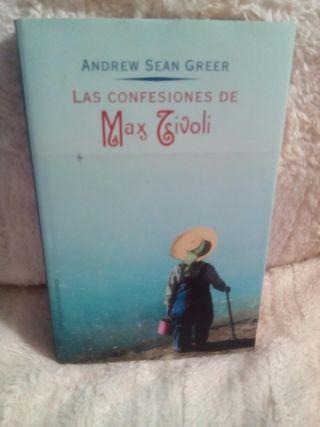* Libro: Las Confesiones de Max Tivoli