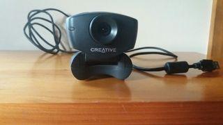 Camara webcam ordenador sobremesa