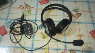 Auriculares Microsoft Life Chat LX-3000