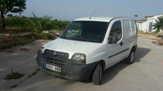 Fiat doblo 1.9 diesel, año 2002