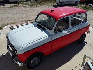 Renault 4 bicolor
