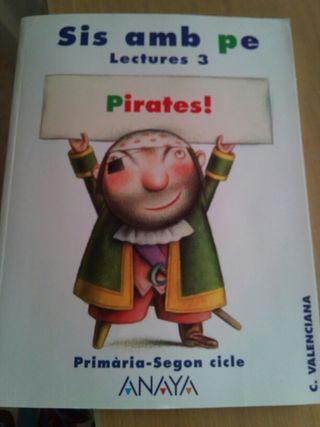 Sis amb pe. Pirates!