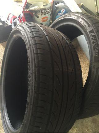Neumáticos 205 40 r17