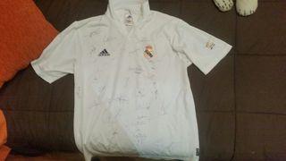 Camiseta real madrid 9 copa de europa