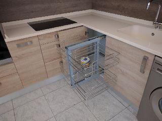 Sistema rincon bajo extraible para cocina