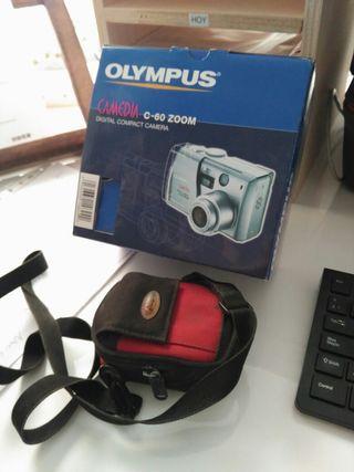 Camara olympus C-60 Zoom