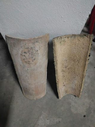 Tejas antiguas