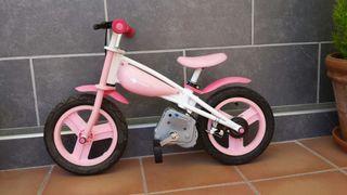 Bicicleta evolutiva imaginarium con pedales
